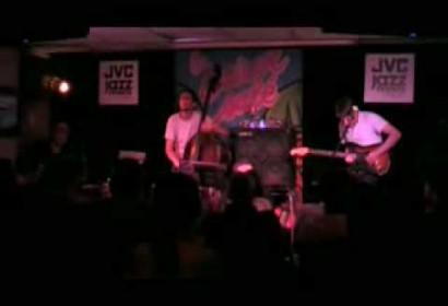 Guitar solo on Oneiric – 4tet, Baiser Salé 2008