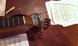 Karsten Guitare Portugaise 1