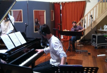 Recording at Sequenza 2012